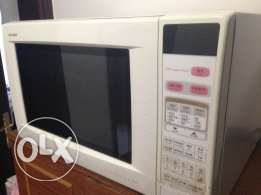 Sharp Microwave - Jet Convection and Grill - Carefully Used