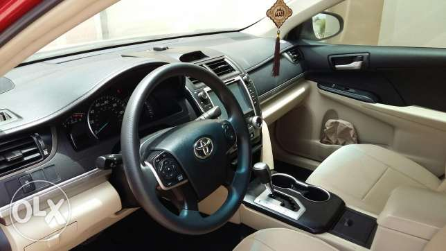 Good condition Toyota carmy 2013 American car