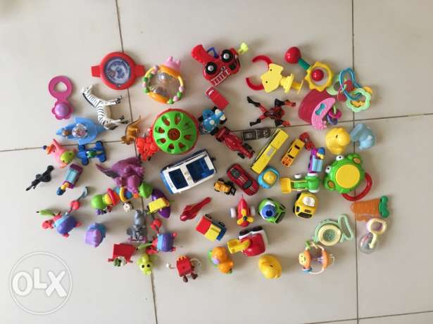 Juniors baby toys big sale,good condition