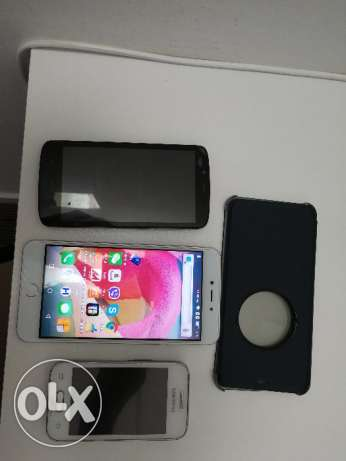 Great Offer!! 3 mobiles very good condition for urgent sale,