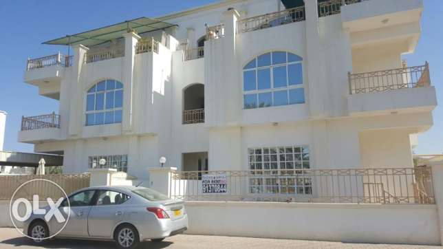 KA 043 Flat 3 BHK in Izeba for Rent مسقط -  1