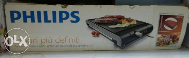 Electric grill Phillips