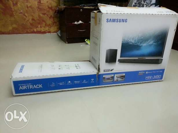 Samsung wireless air track