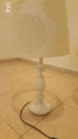 Two small stand light for sale