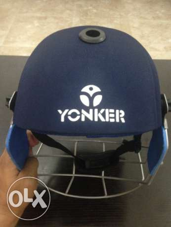 Cricket Yonker Helmet
