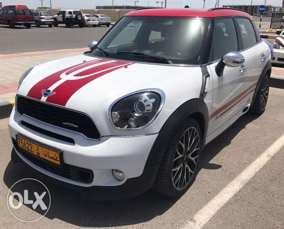 ‏Mini Countryman S (JCW) 2014 GCC