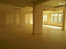 Open holl office for rent in gala