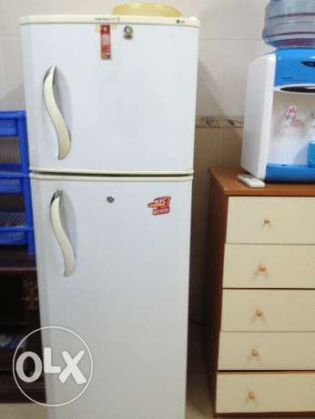 LG Make Double Door Refrigerator.