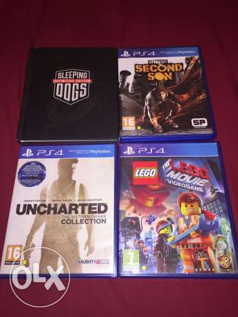 PS Games for SALE or Exchange All in Good Condition السيب -  1