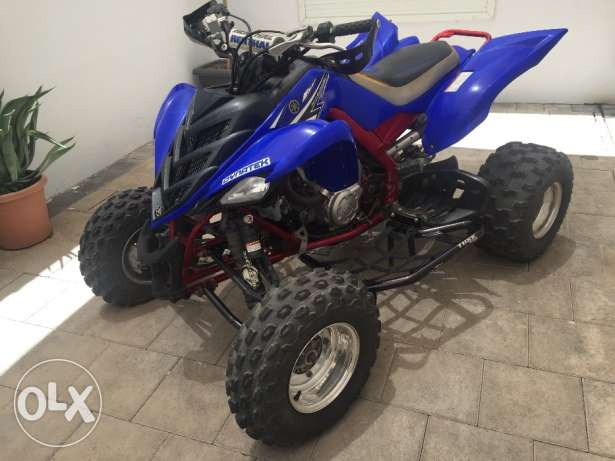 Raptor 700R Stroked Hot Rod 727cc