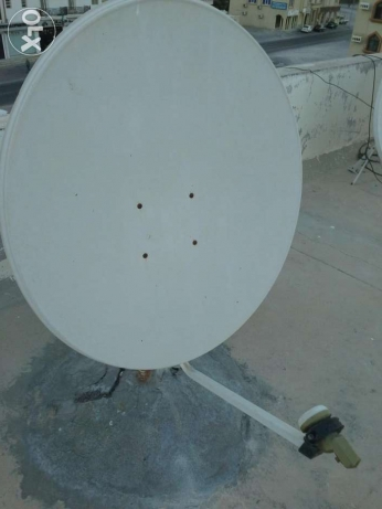 dish tv with setup box