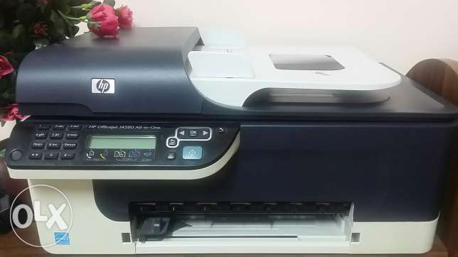 All in One hp officejet j4580 (for sale)