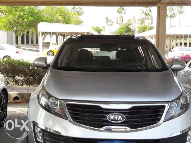 Kia Sportage EX 2.4 (No.1) New brand Kia Engine & Head by KIA Oman