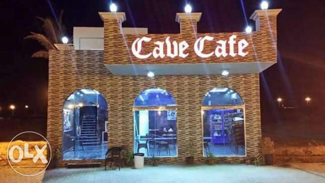 Cafe and restaurant for sale in Chines mall salalah raysut