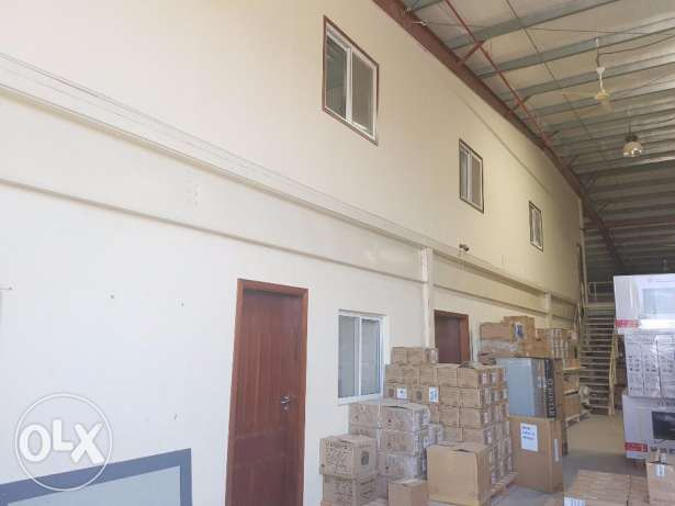 Warehouse for Rent in Ghala