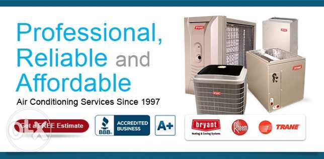 ac repairs and service مسقط -  1