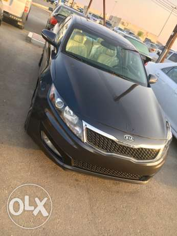 kia optima 2.00 turbo engine البريمي -  2