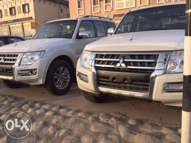 speical offer 30 RO Mitsubishi Pajero 4*4 for daily rent in muscat