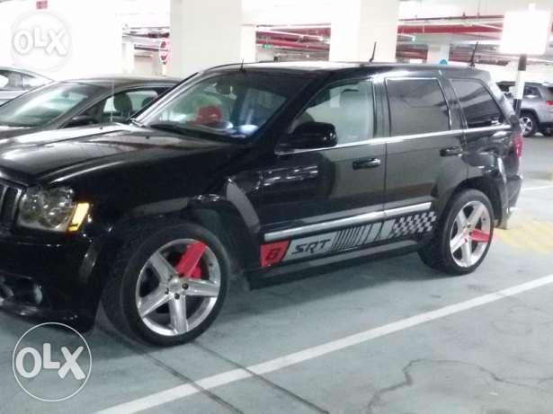 Jeep Cherokee 2008 SRT8 for SALE مسقط -  5