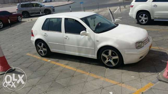 Golf 2001 for sale السيب -  3