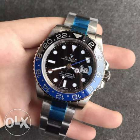 Rolex GMT Master II. Super Quality. Same Functions as Genuine