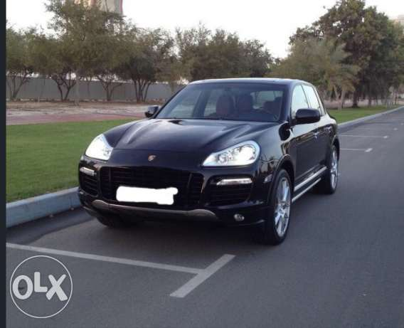 Porsche Cayenne turbo best deal
