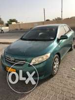 Corolla 2008 for sale