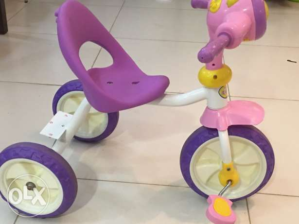 Juniors Baby Tricycle, good condition,very good quality