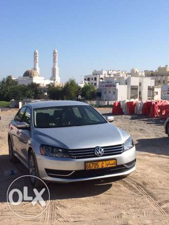 Brand New Condition VW Passat with low mileage مسقط -  3