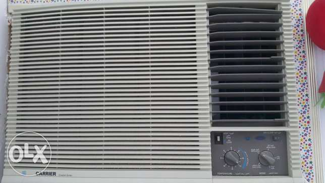 Carrier 2 ton Window AC