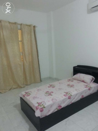 Room for rent in Ruwi 120 OMR including electricity and water