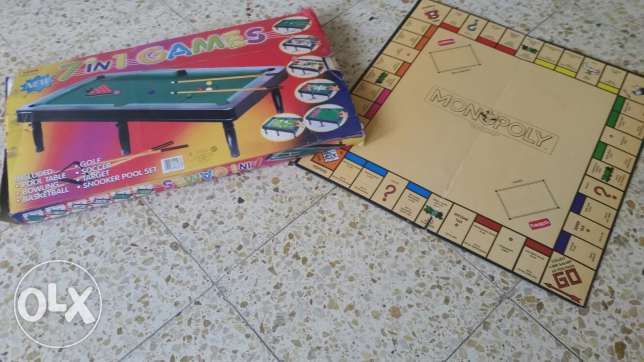 Board games and Monopoly