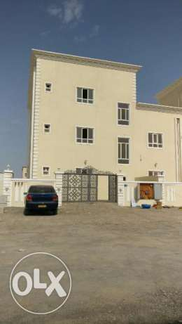 New Flat for Rent in Mabeela, Near to Muscat Express Way and German Un السيب -  1