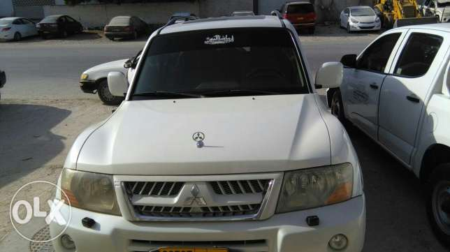 Sale for pajero 2004.