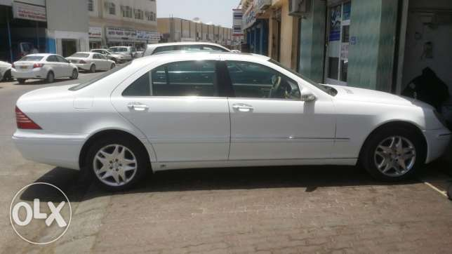 Mercedez benz S350
