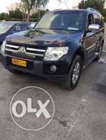 pajero 3.8cc top of the range