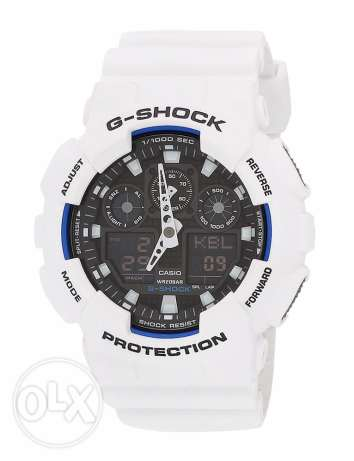 G Shock GA-100B-7ADR For Sale. Unused like New Great Price