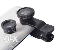 mobile lens- 2 pieces with a pouch
