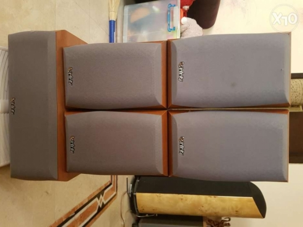Infinity 5.1 speaker system for sale.