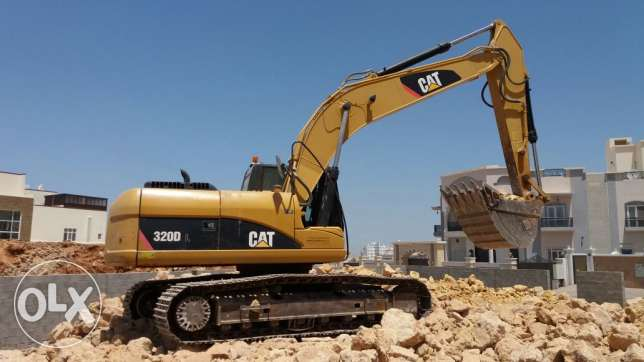 CAT 230D Excavator for Sale with Hammer