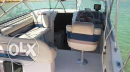 24 foot Charparal Signature Cabin Cruiser with Yard- Trailer