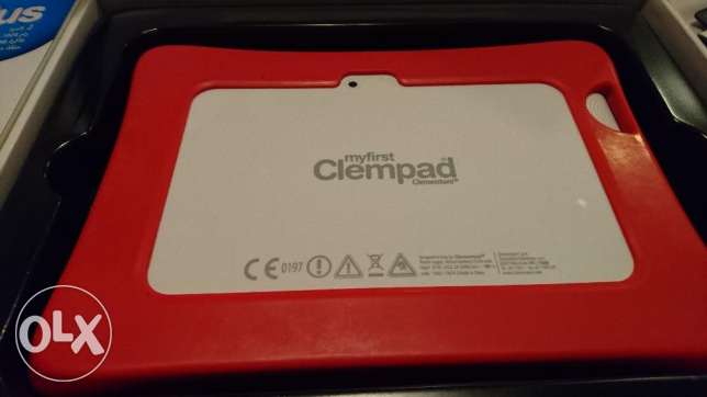 My first clempad plus 3 - 6 for educational tablet for Kids مسقط -  2