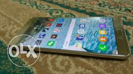 Note 5 Gold for sale same new condition