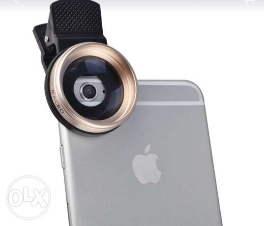 HD mobile lens super wide angle like gopro 4 cellphone Iphone Samsung
