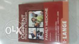 Current diagnosis and treatment family medicine