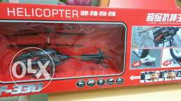 New packed pc..infrared control helicopter with remote ..