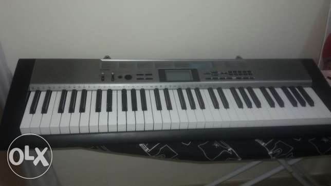 Keyboard casio, brand new, under warranty نزوى -  2