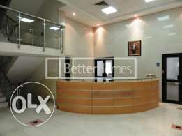 Commercial For Rent in CBD 576sqm. for only 3456 OMR.