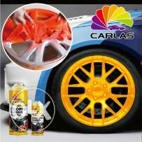 Rubber Car Coating Wheel Rim Protection Color