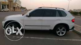 BMW X5 model 2007 for argent sale